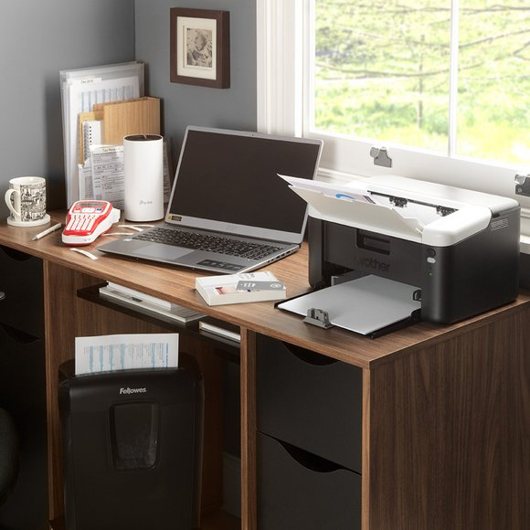 Image of a home office