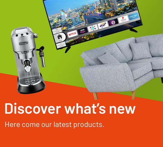 Discover what's new. Here come our latest products.