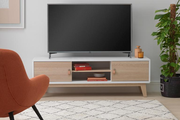 TV stand and media unit ideas.