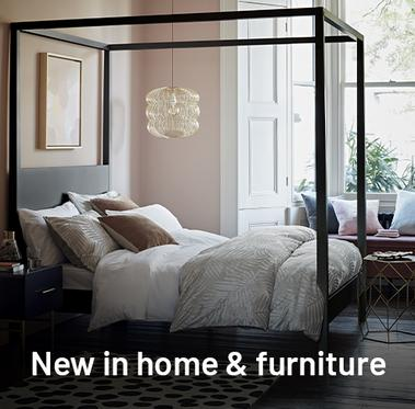 New in home and furniture.