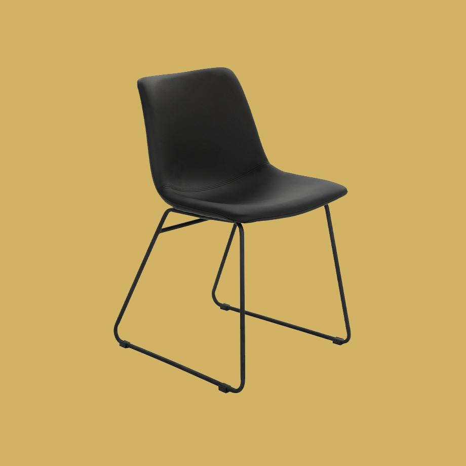 Mid century modern look - chair.
