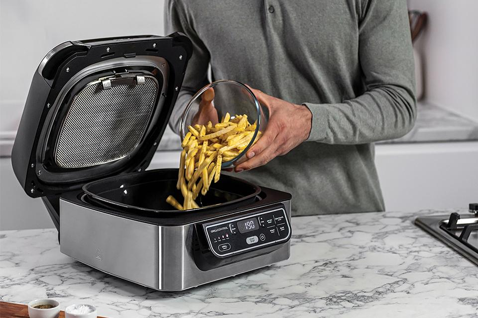 How do you use a health fryer?