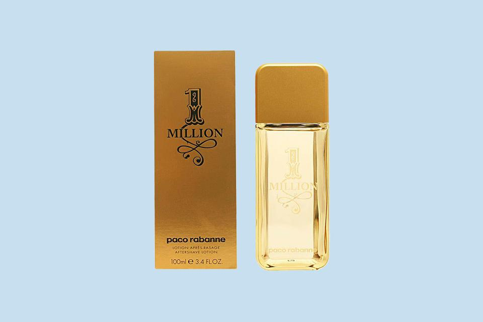 Paco Rabanne 1 Million Aftershave - 100ml.