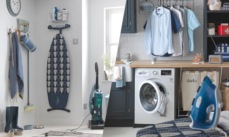 Utility room ideas.