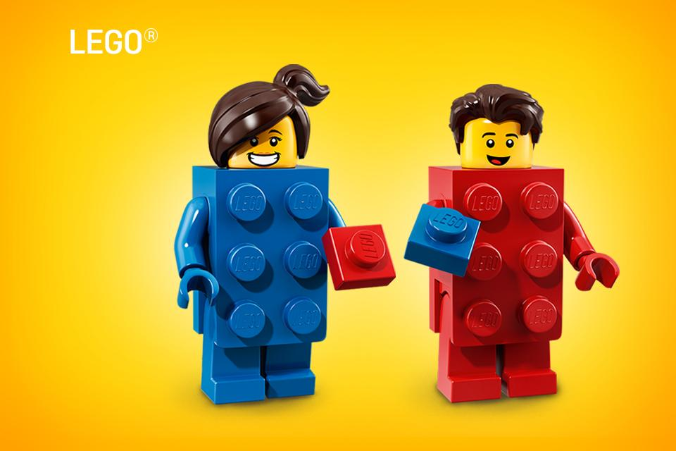 Other LEGO® merchandise.