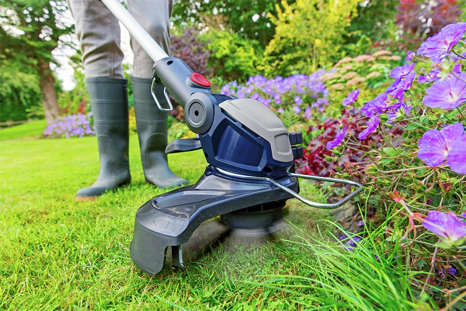 Grass trimmer buying guide.
