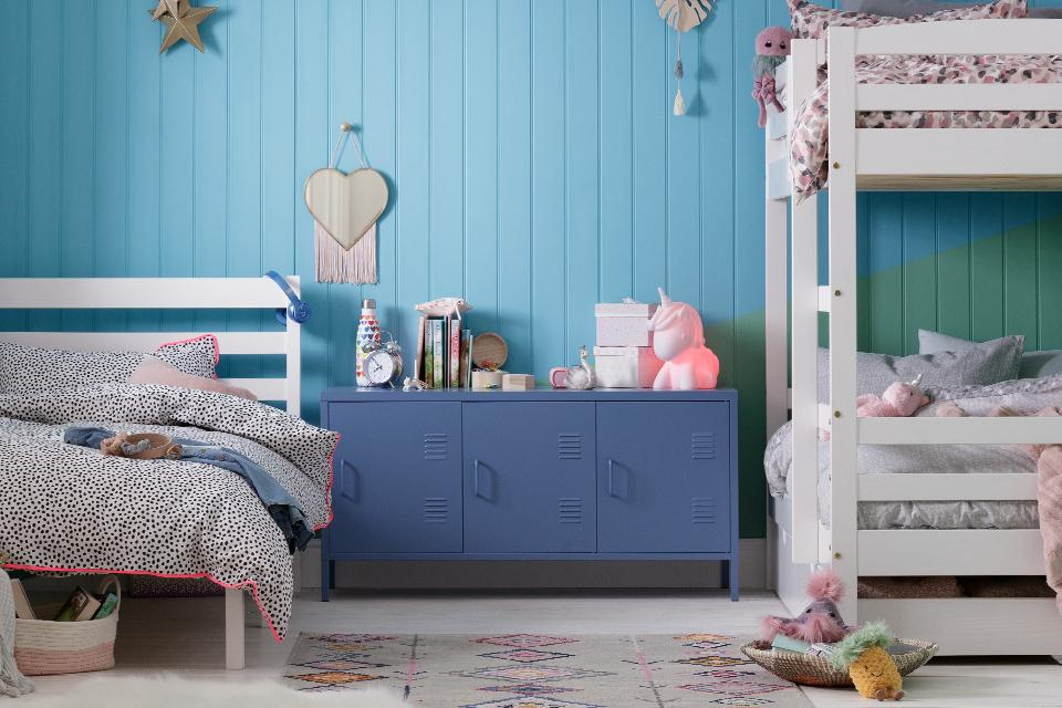 Shop for kiddie bedrooms.