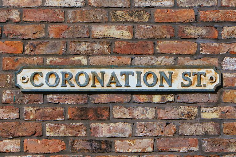We are the proud sponsor of  Coronation Street.