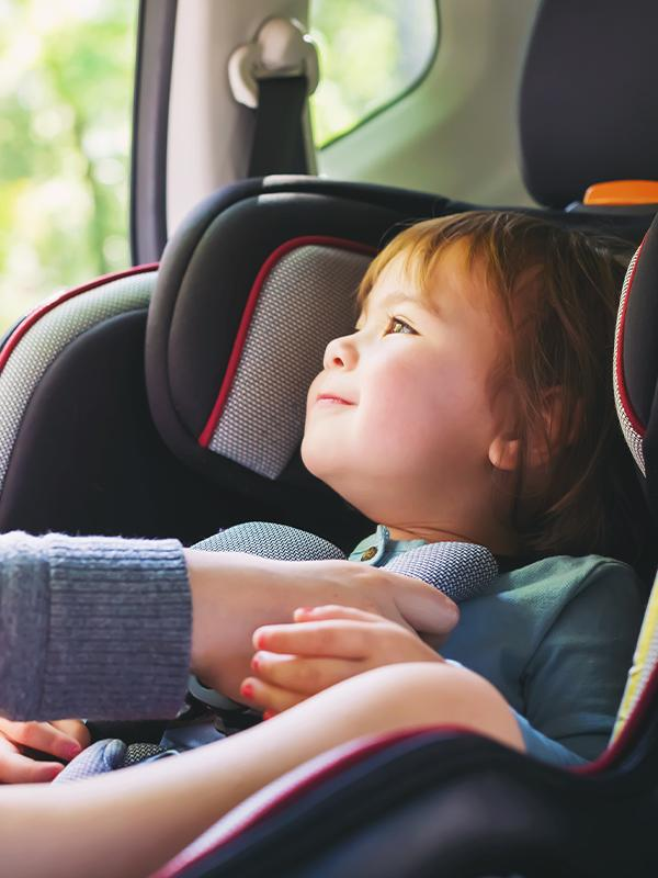 View our guide to choosing the right car seat.