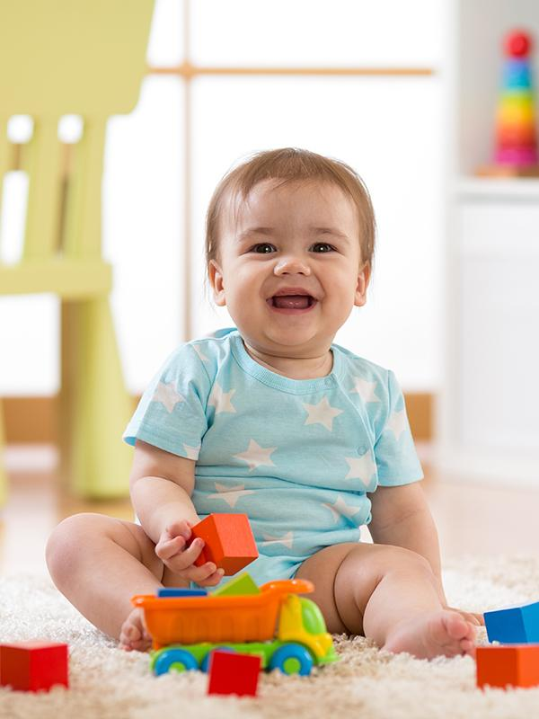 Help baby learn through play with our guide.