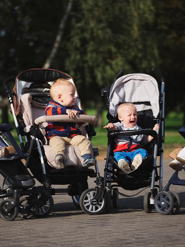 Our guide to pushchairs, prams and strollers.