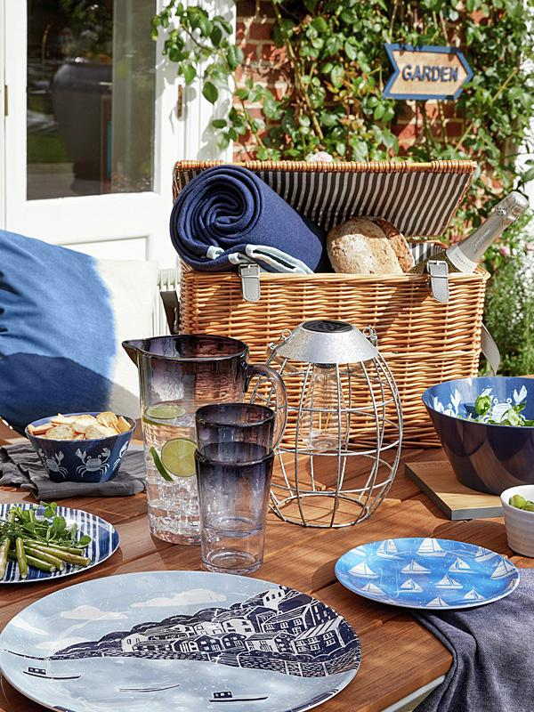Make the most of the sun with our picnic ideas.