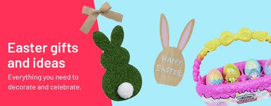 Easter gifts and ideas. Everything you need to decorate and celebrate