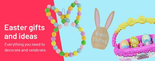 Easter gifts and ideas. Everything you need to decorate and celebrate.