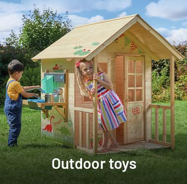 Outdoor Toys.