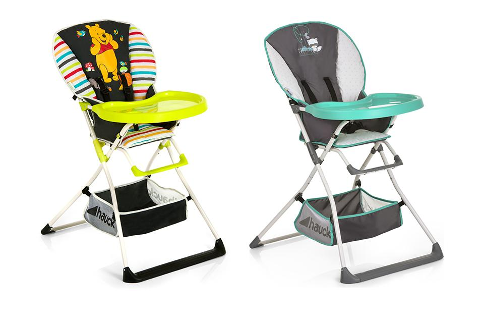 Mac Baby Deluxe High Chairs.