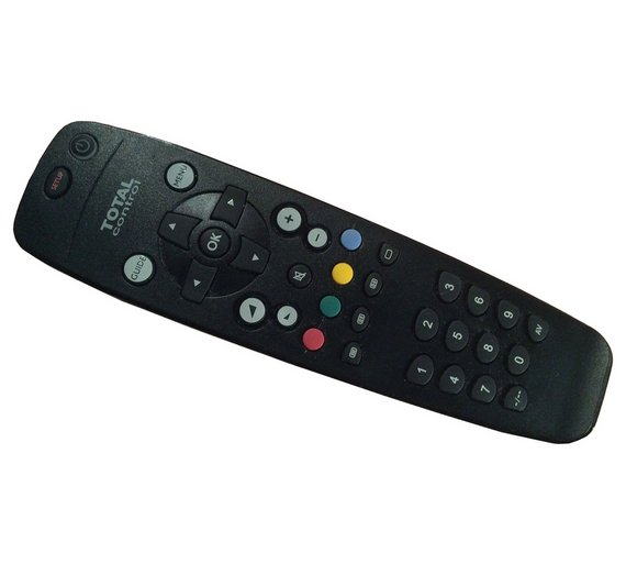 buy total control universal remote control tv remote controls argos