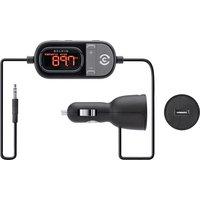 Belkin - TuneCast Auto Universal FM Transmitter