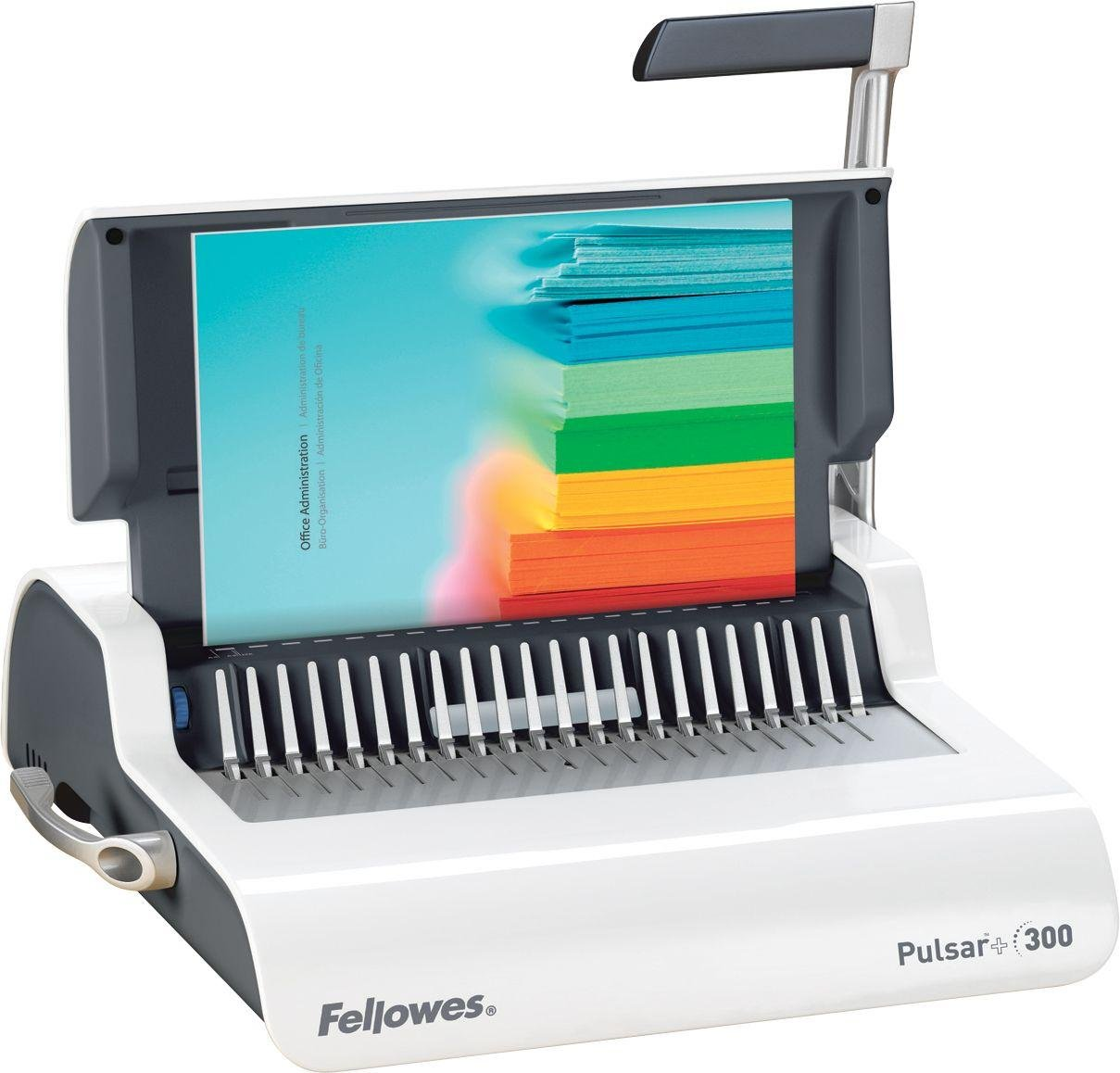 Image of Fellowes Pulsar+ A4 Comb Binder