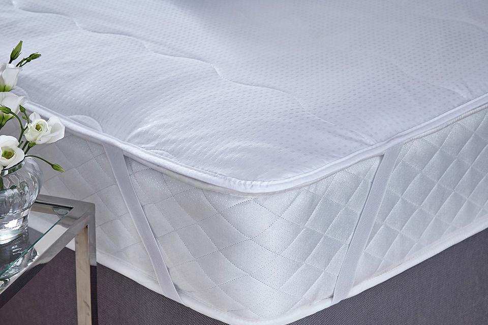 Using a mattress protector.