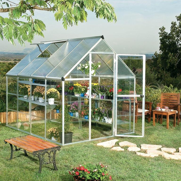 Medium greenhouse.