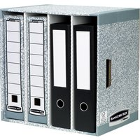 Fellowes - System File Storage - Grey