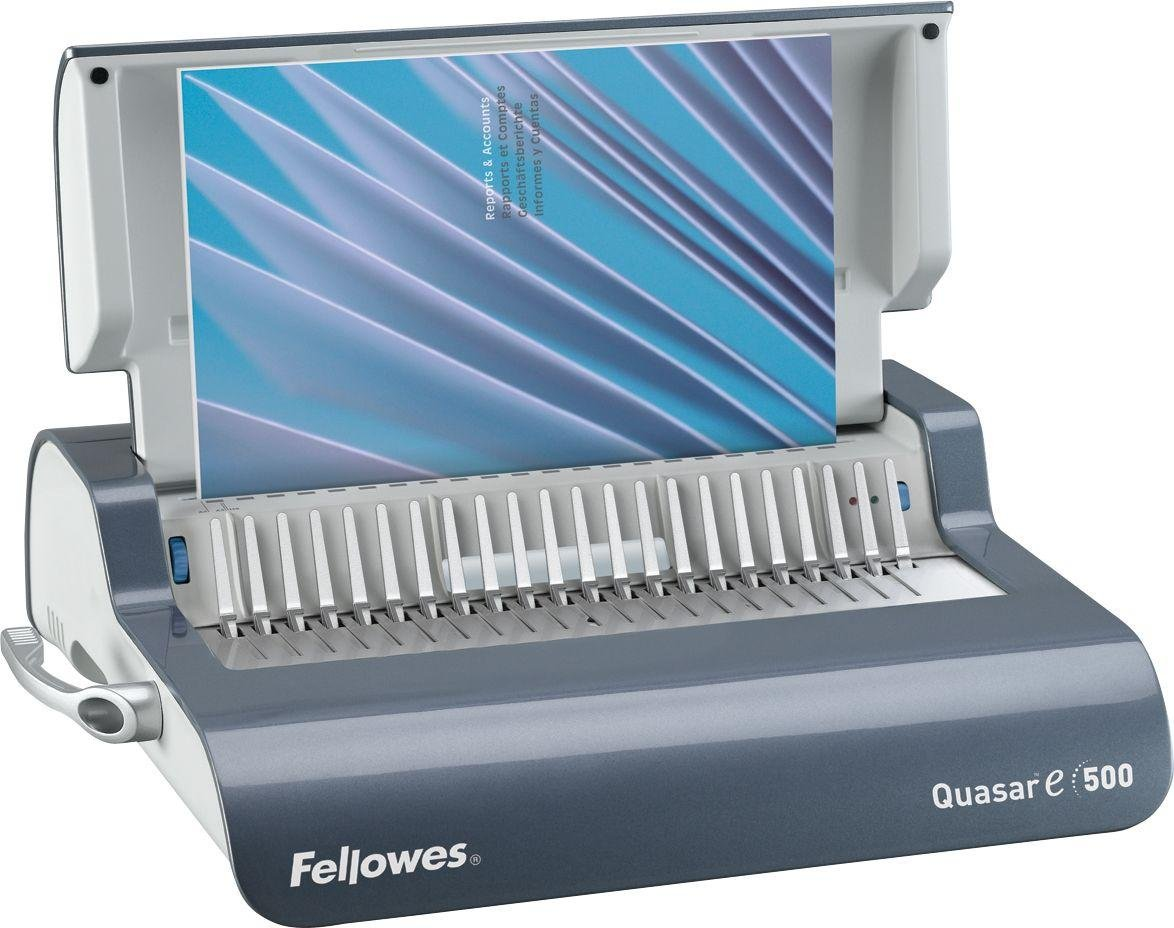 fellowes-quasar-e-electric-comb-binder