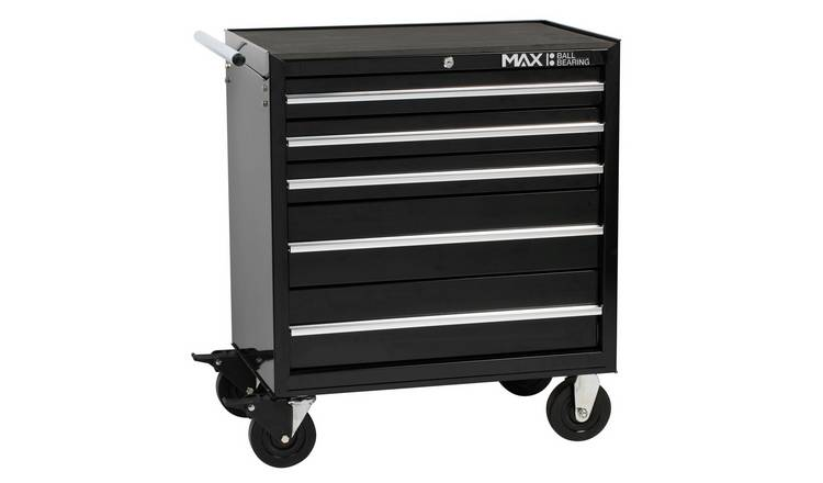 5 Drawer Rollaway Tool Cabinet.