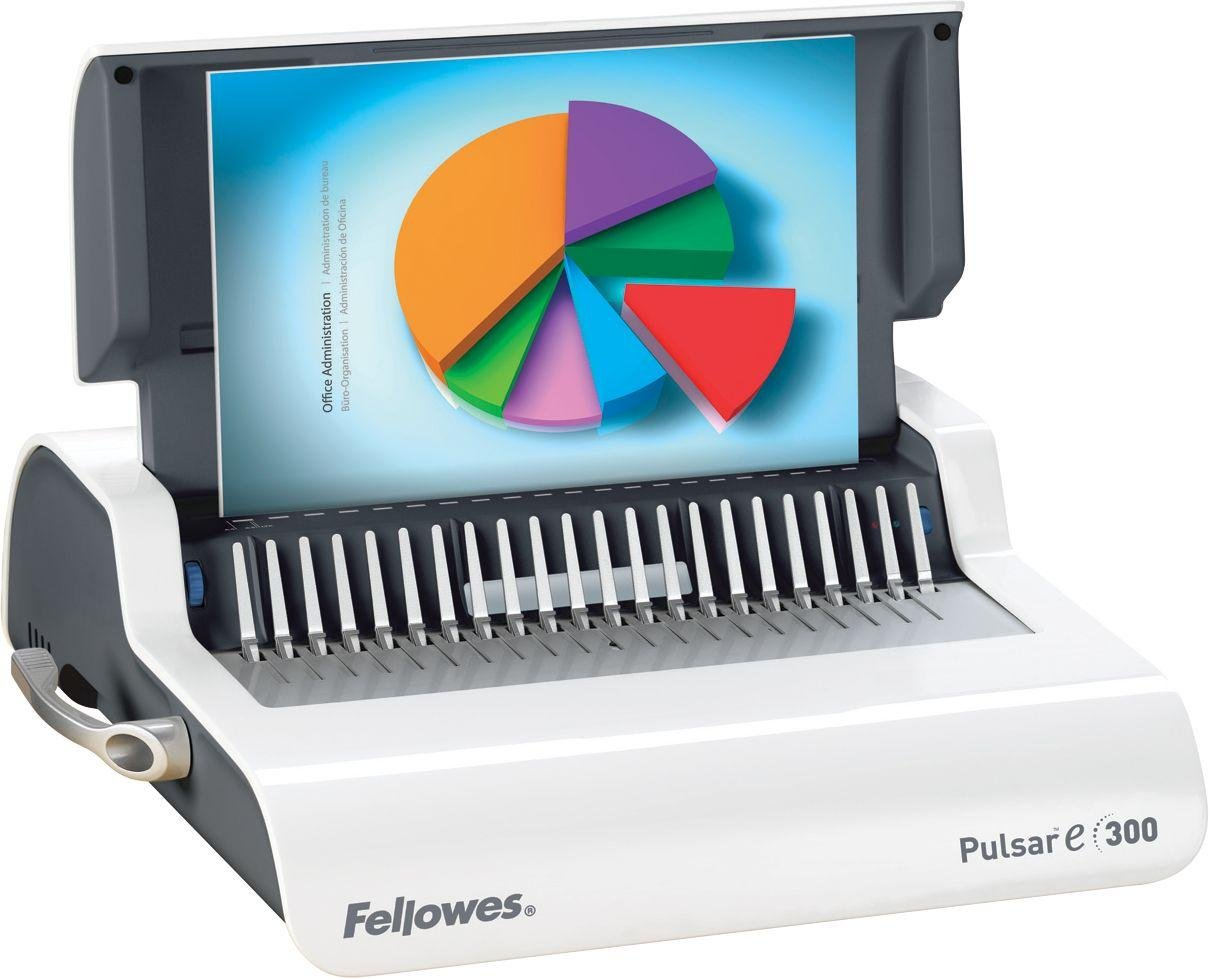 Fellowes Fellowes Pulsar-E Electric Comb Binder.