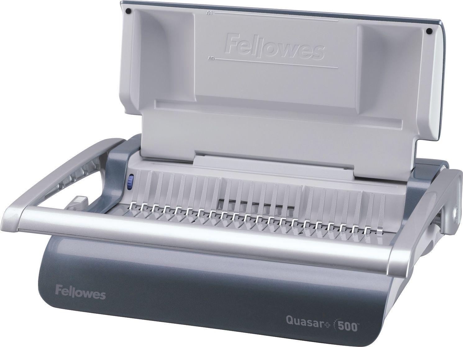 fellowes-quasar-manual-comb-binder
