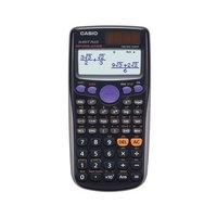 Casio FX-85GT Plus Dual Powered Scientific Calculator- Black