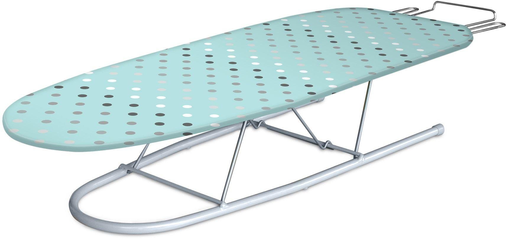 Minky 79 x 29cm Table Top Ironing Board - Silver