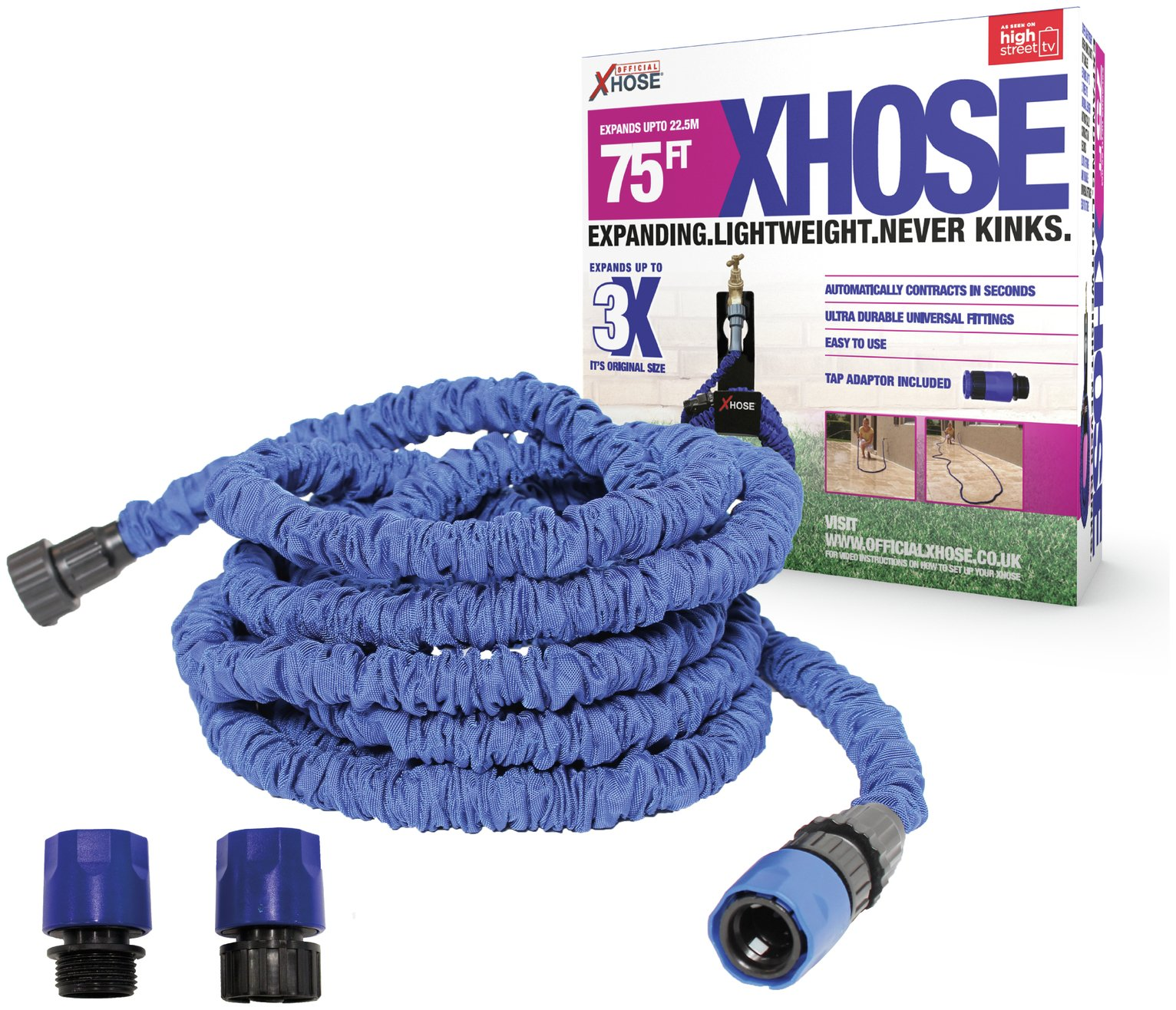 XHose Expandable Hose - 75ft lowest price