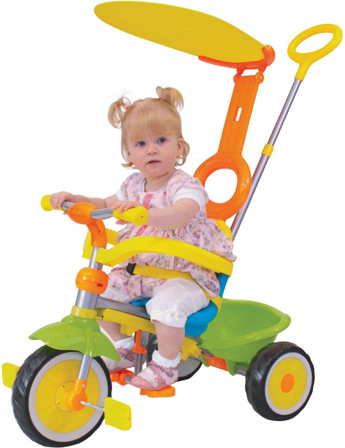 Image of Grow and Go Deluxe Trike.