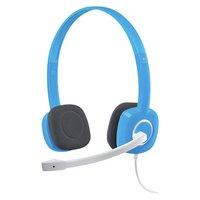 Logitech - H150 Headset - Blue