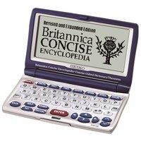 Seiko ER-8100 Britannica Concise Encyclopedia Dictionary