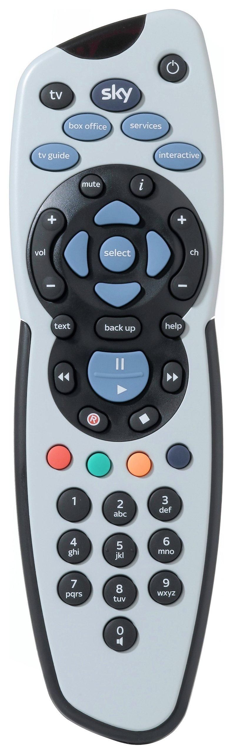 Sky Sky+ Remote Control.