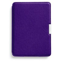 Kindle - Paperwhite Leather Cover - Purple