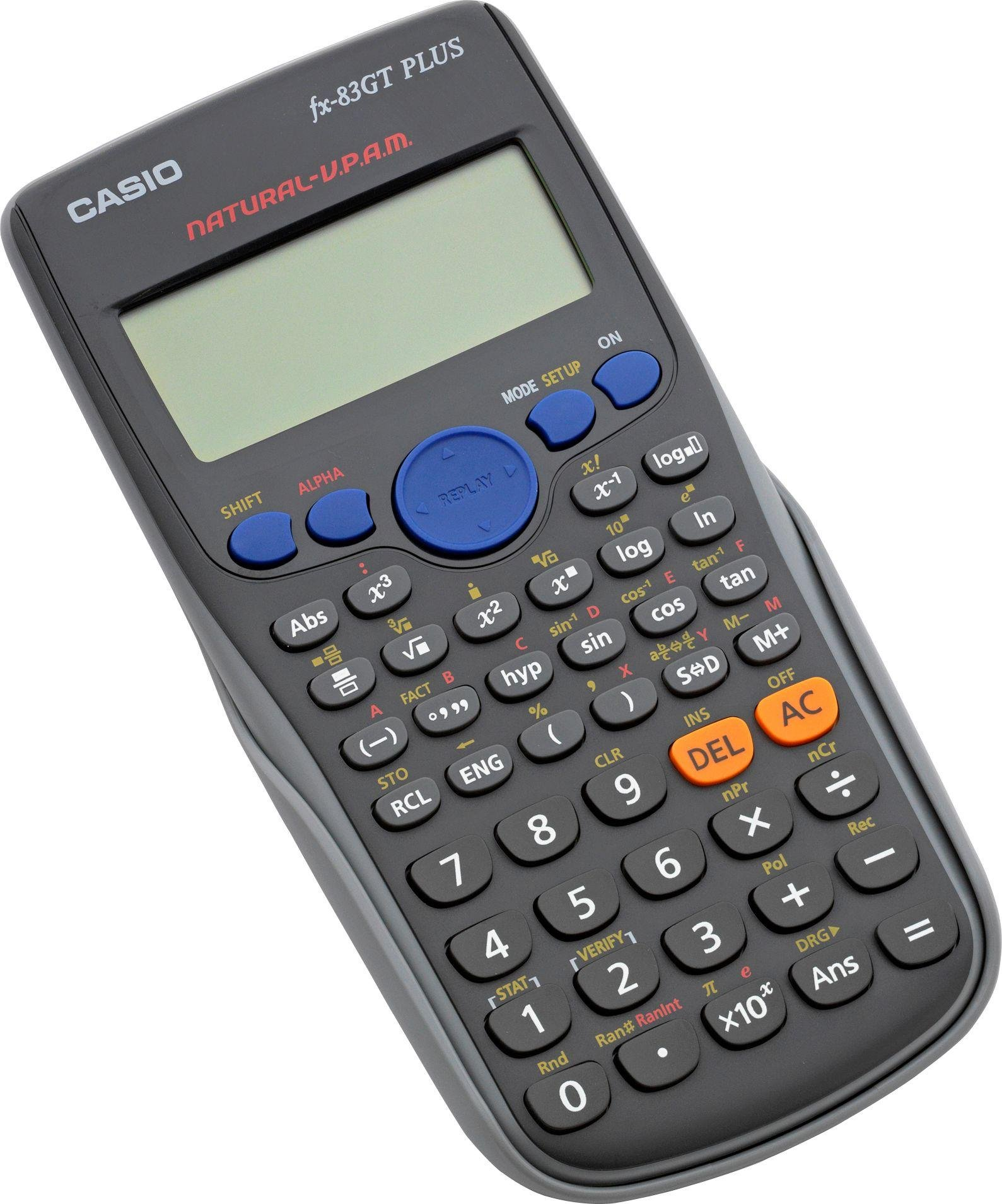 SALE On Casio FX-83GT Plus Battery Powered Scientific