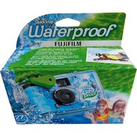 Fujifilm - Waterproof Single Use - Camera - 27 Exposures