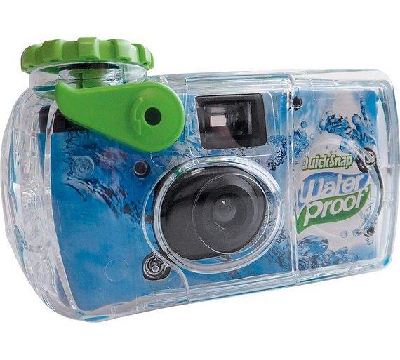 Buy Fujifilm Waterproof Single Use Marine Camera - 27 Shots at ...