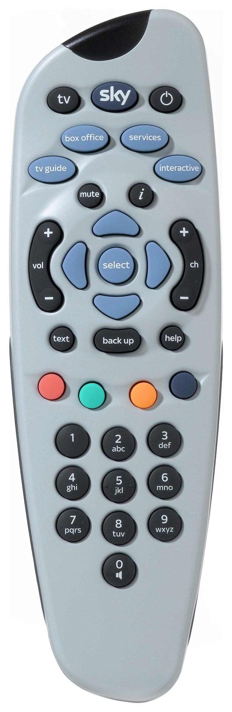 Sky Grey Remote Control
