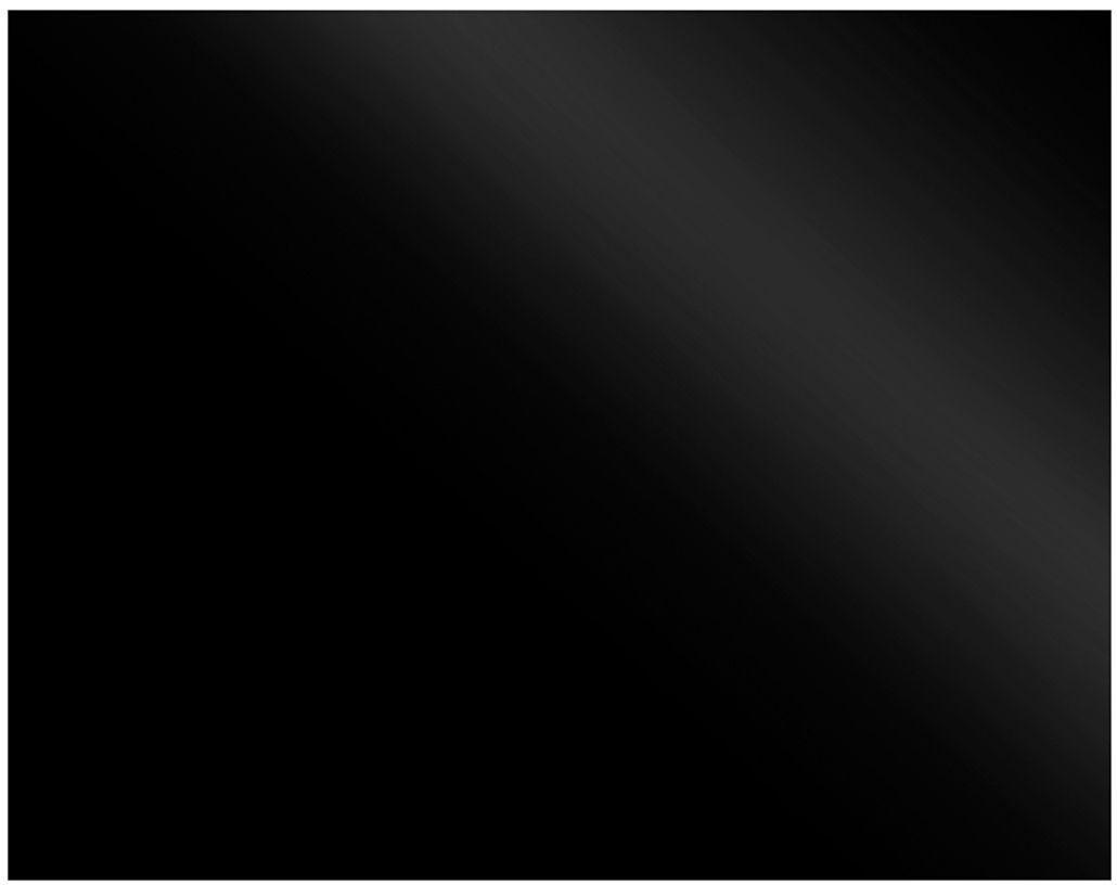 100cm Black Cooker splashback - Glass.