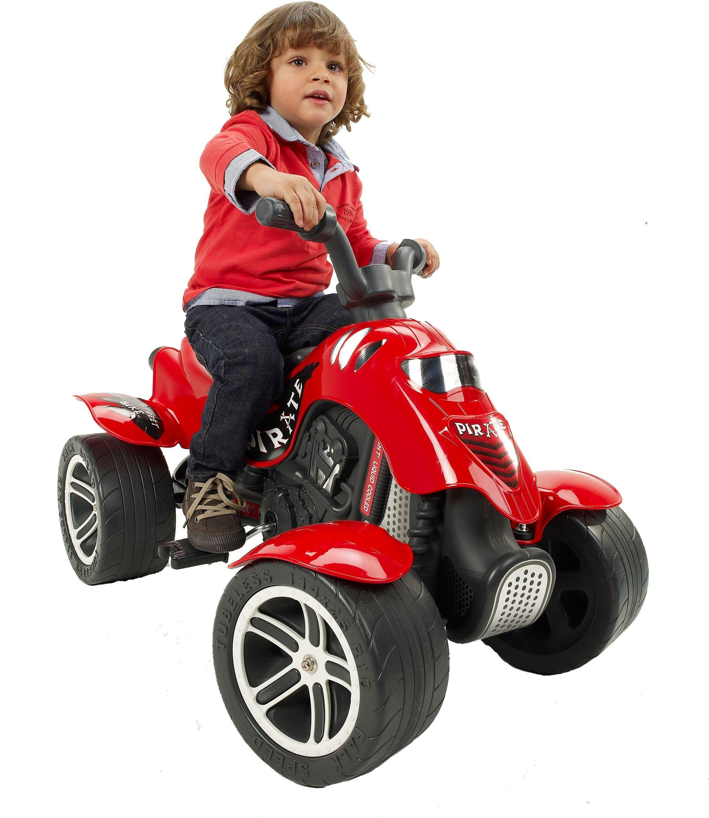 Image of Falk Kids Pirate Quad - Bike