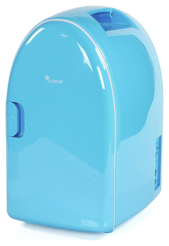 6 Litre - Blue Mini Travel Fridge