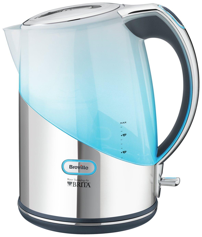 'Breville - Kettle - Stainless Steel Brita Filter