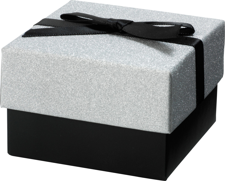 Silver Glitter - - Jewellery - Gift Box