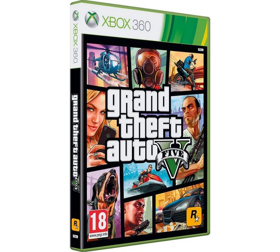 buy grand theft auto v xbox 360 game at your. Black Bedroom Furniture Sets. Home Design Ideas