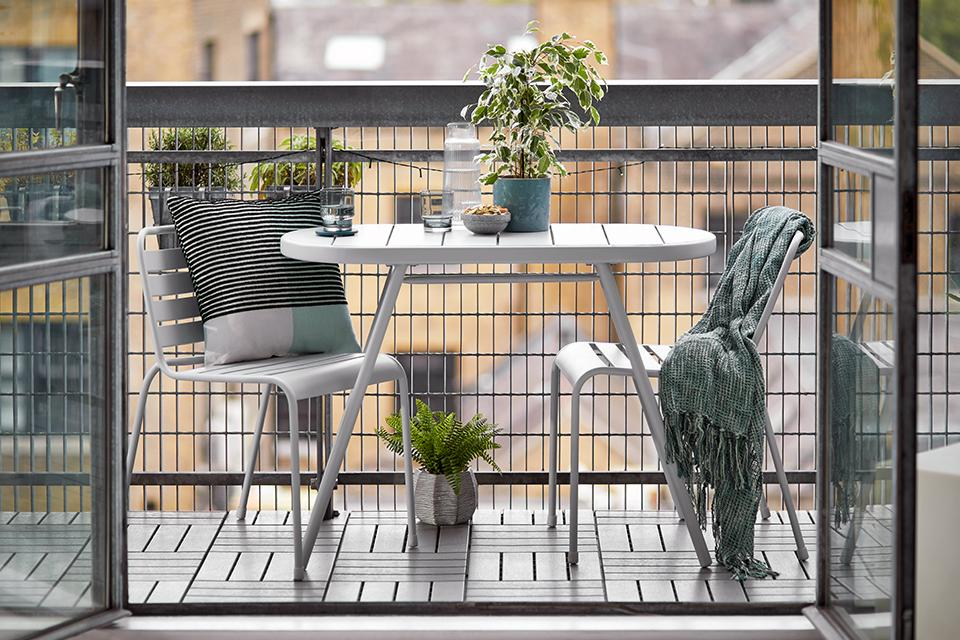 Balcony ideas.