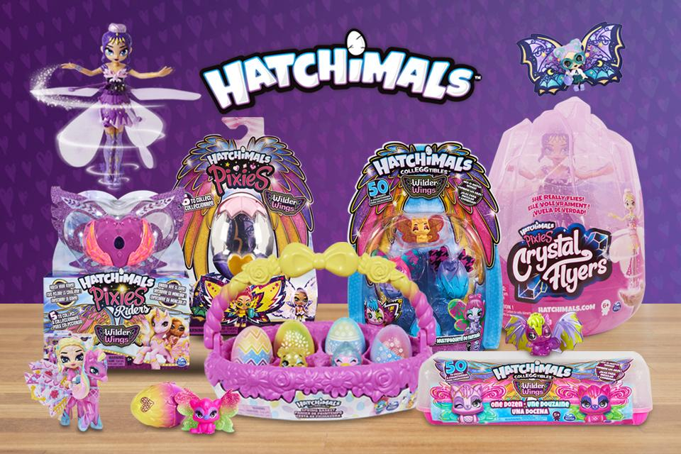 WIN an ultimate Hatchimals Bundle!